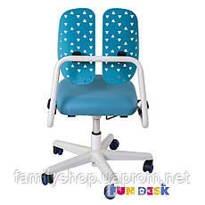 Детское кресло FunDesk SST2 Blue, фото 3