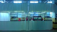 Шторы для боксов из ткани ПВХ (Испания)- 650 г/м2