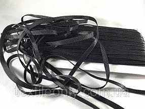 Резинка для бретелей цвет черный 5 мм