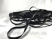 Резинка для бретелей цвет черный 5 мм, фото 3