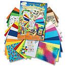 Альбоми для малювання, розмальовки, кольоровий папір, картон, тощо