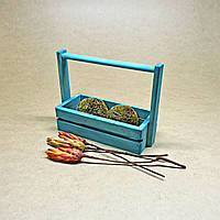 Подарочная корзинка Карнаби лазурь