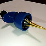 Пучковяз( приспособление для насадки мотыля,червей , пелетса., фото 2