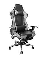 Кресло геймерское  Drive grey BL7503 wiht footrest Omega Goodwin