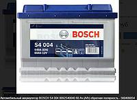 Акумулятор BOSCH 0092S40040 AKUMULATOR 12V 60AH/540A
