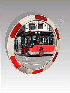 Зеркала безопасности d 45 дорожные, сферические, обзорные, уличные