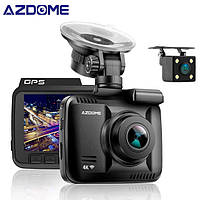 Видеорегистратор Azdome GS63H Novatek 96660 with Rear Camera