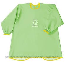 Сорочка для ігор і годування BabyBjorn зелений колір