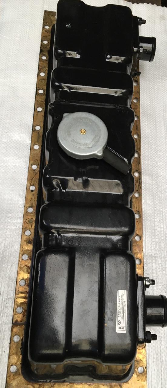 Бак радиатора верхний  водяного радиатора,Т-150Г,Т-151К,Т-156,Т-157