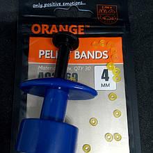 Резиночки для пучковяза. 4 мм