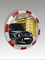 Зеркала безопасности d 60, дорожные, сферические, обзорные