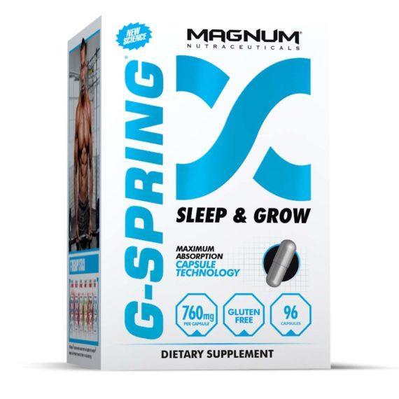 Поліпшення сну Magnum G-spring 96 caps