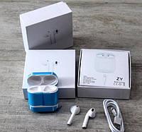 Беспроводные Bluetooth наушники iFANS apple airpods