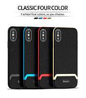 Чехол бампер Ipaky для Xiaomi Mi Max 4 (4 цвета)