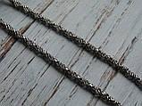 Серебряная цепь, фото 5