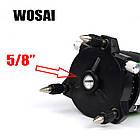 WOSAI 5 линий 6 точек 4H1V ❌ КРАСНЫЙ ЛУЧ ➜ до 50м 🔴 лазерный уровень нивелир WS-A5 ПОЛНАЯ КОМПЛЕКТАЦИЯ, фото 5