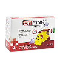 Ингалятор компрессорный Dr.Frei Turbo Train