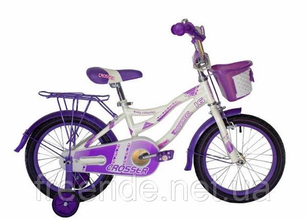 Детский Велосипед Crosser Kiddy 16, фото 2