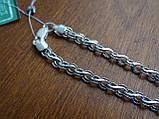 Серебряная цепь , фото 5