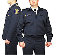Новая форменная одежда рядового и начальствующего состава ДСНС Украины