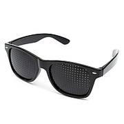 Очки для восстановления зрения. Очки-тренажеры. Pinhole очки.