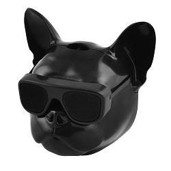 Bluetooth-колонка Aerobull DOG Head Mini , c функцией speakerphone Black