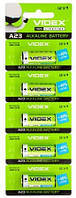 Батарейка VIDEX A23 BLI 5 Alkaline