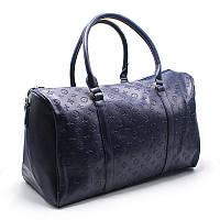 Дорожная сумка Louis Vuitton однотонная 50x35x21