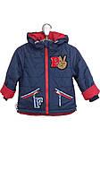 Куртка детская весна осень 272