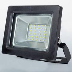 Прожектор SLP-30W SMD LED 6000K BK