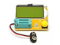 Универсальный тестер компонентов LCR-T4 измеритель транзисторов, диодов, тиристоров,RLC, ESR. БЕЗ КОРПУСА