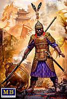 Чжу Юаньчжан, основатель китайской династии Мин. Битва за Нанкин, 1356 в масштабе 1:24. MASTER BOX