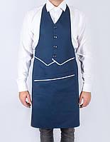 Фартук - жилет официанта, из высококачественной спецткани, индивидуальный пошив, все размеры