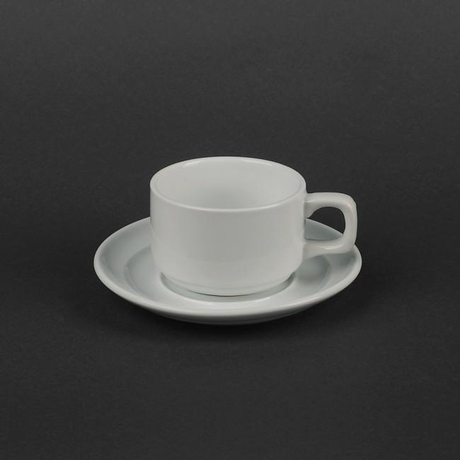Набор чайный Helios Чашка 150мл + блюдце (HR1327)