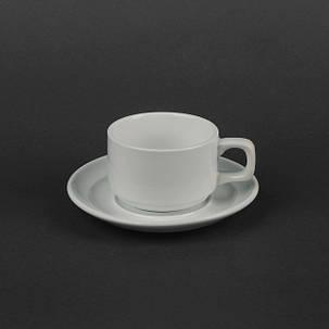 Набор чайный Helios Чашка 150мл + блюдце (HR1327), фото 2