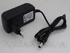 Адаптер питания 6V 2A штекер 2,5x5,5 для тонометров UKC, Omron, Gamma