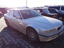 Дефлекторы окон (ветровики)  BMW seria 7 - E 38,Sedan 1994r.→ D(HEKO)