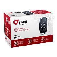 Автосигнализация Sigma SM-55, фото 1