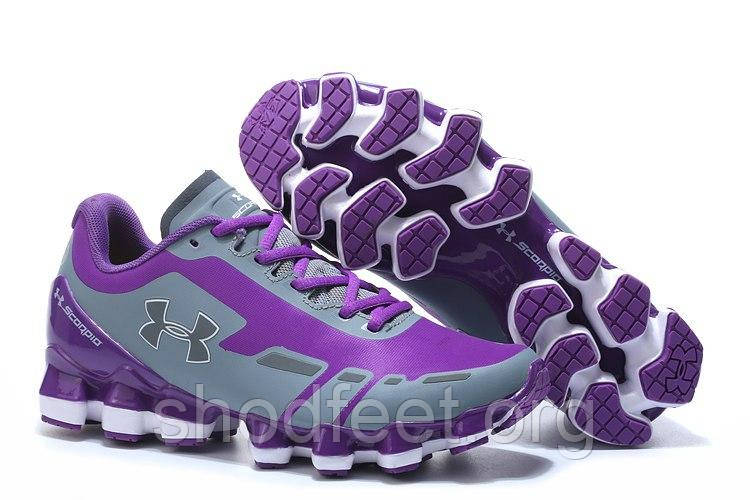 Кроссовки Under Armour Scorpio Speedform Gemini Light Running Purple