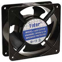 Вентилятор Tidar (220V, 0.14A) 120х120mm