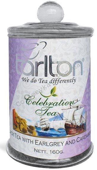 Чай Чёрный Tarlton Celebration Tea (Праздничный чай) 160 гр. с/б.