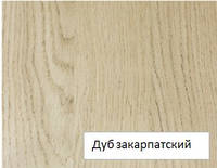 "МДФ-панель (Вагонка) 2600х148мм ""Дуб закарпатский"" ""Стандарт"" Омис"