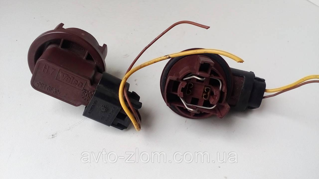 Патрон лампы ближнего света Opel Zafira A, Опель Зафира А.