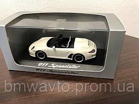 Модель автомобиля Porsche 911 Speedster