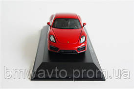 Модель автомобіля Porsche Cayman GTS (981)