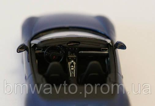 Модель автомобиля Porsche 911 Carrera 4S Cabriolet , фото 2