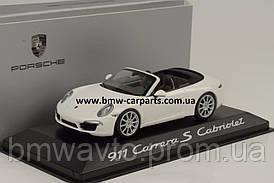 Модель автомобіля Porsche 991 Carrera S Cabriolet