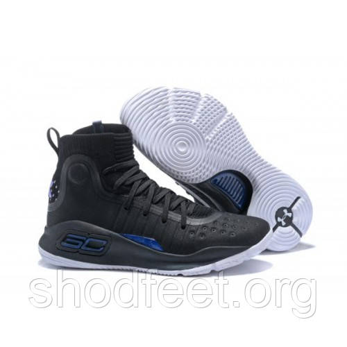 Баскетбольные кроссовки Under Armour Curry 4 More Range