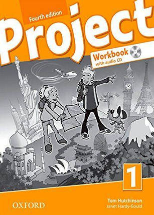 Project Fourth Edition 1 Workbook with Audio CD, фото 2