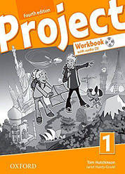 Project Fourth Edition 1 Workbook with Audio CD and Online Practice